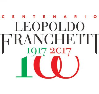 Franchetti_Centenario_Logo