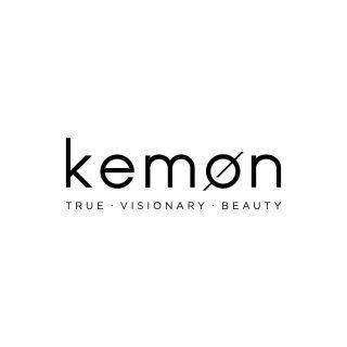 Logo Kemon - True Visionary Beauty